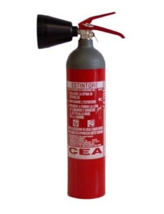 Estintori l 39 antincendio s r l - Estintore in casa ...