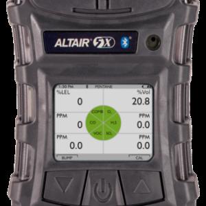 Indicatore multigas Altair 5X